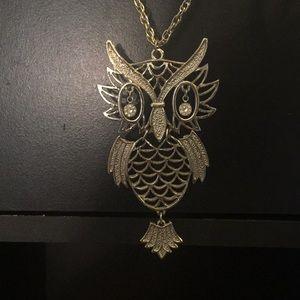Jewelry - 🔴 3/$20 Owl necklace fashion jewelry